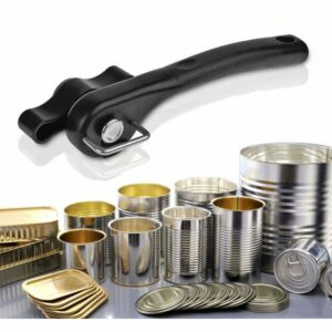 ??????????2021 Best Cans Opener Kitchen Tools Professional handheld Manual Stainless Steel Can Opener Side Cut Manual Jar opener